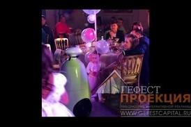 В арендном парке Гефест Проеция живут роботы- любимцы детей и взрослых.