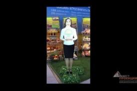 Компания Гефест Проекция РТ осуществила поставку Виртуального промоутера
