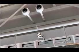 Наша компания установила гобо-проектор для Агентства Технологического Развития в Гиперкубе.