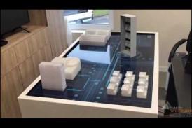 Гефест Проекция РТ предоставила в аренду интерактивное оборудование
