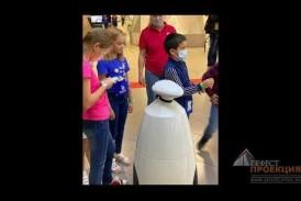 Название видео: Робот R-bot