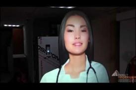 Поставка комплекса Виртуальный промоутер для клиента из Казахстана.