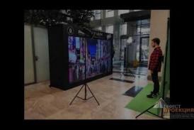 Группа компаний Gefest Capital предоставила видеостену на мероприятие магазина Рив Гош