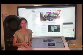 Менеджер Гефест Проекция об интерактивных решениях