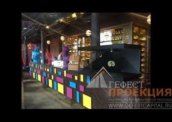 """Наша команда провела презентацию оборудования и реализованных кейсов для event агентства """"АЛЕФ"""" в ресторане ВанГог"""