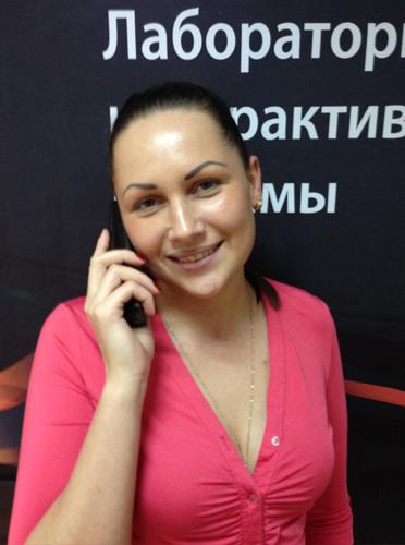 Малюк Клавдия менеджер